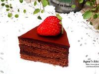 純濃巧克力蛋糕