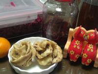 [電鍋料理]鹽漬山櫻花玫瑰花饅頭