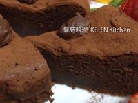 鬆軟味道濃厚巧克力蛋糕【烘焙展食譜募集】