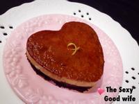 《橙香巧克力布丁蛋糕》閒妻涼姆