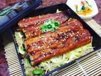 鰻魚蔬菜炊飯