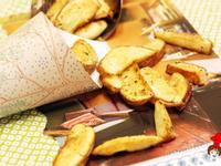 不油炸也能烤出美味 - 烤薯條
