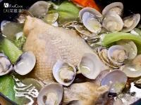 菲姐私房菜-刈菜蛤蜊雞湯