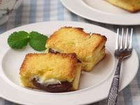 乳酪年糕吐司小點