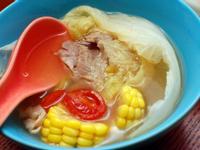 【電鍋輕鬆煮】白菜番茄豬肉鍋