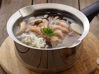 快煮湯-什錦鮮菇梅花豬肉湯