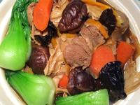 純素年菜~ 素滷香菇豆皮