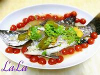 清蒸(泰式)檸檬魚
