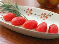 梅香白酒醃漬小番茄