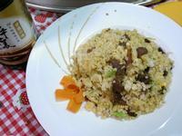 阿基師的蒜苗臘肉炒飯『淬釀開運年菜』