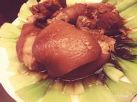 紅燒啤酒豬腳腿庫(年菜料理)