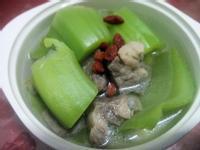 芥菜牛肉湯