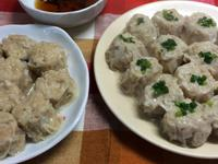 豆腐和豬肉的燒賣(豆腐と豚肉の焼売)