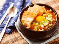 (超簡單) 泡菜豆腐鍋