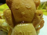熊熊雞蛋糕◎