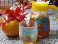 虎頭柑水果茶