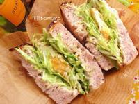 高麗菜沙拉三明治(沼サン)