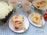 日式棉花蛋糕卷【HOLA幸福食堂】