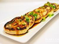 蔥燒雞肉豆腐漢堡排(+寶寶副食品版)