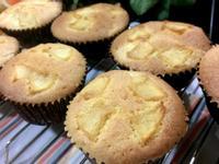 香噴噴焦糖蘋果馬芬蛋糕