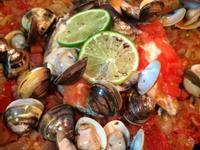 義式水煮魚x南極圓鱈
