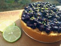 要滿出來之藍莓乳酪蛋糕