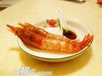 天使紅蝦三吃 之 赤身