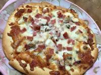 手工披薩皮🍕烤披薩簡單做