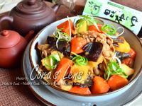 金銀燉五花肉片【淬釀開運年菜】