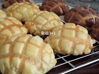 菠蘿麵包 (105T 麵包機)