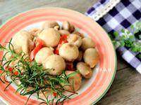 迷迭香洋蔥蘑菇