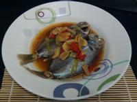 烤紅燒肉魚[烤箱]