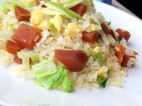 鹹鹹香香烏魚子炒飯