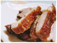 自製港式脆皮燒肉