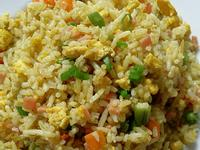 泰式綠咖哩炒飯