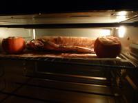 烤物~一夜干-鯖魚&橘子