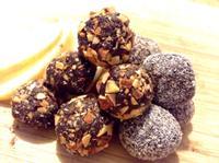 超簡單低脂Truffle巧克力