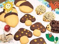 甜蜜刺蝟巧克力餅乾【烘焙展食譜募集】