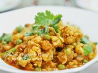 印度椰菜花馬鈴薯咖哩