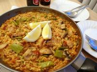西班牙雞肉蔬菜燉飯