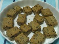 芝麻麥片方塊酥【烘焙展食譜募集】