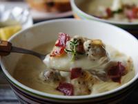 ViVi - 新英格蘭蛤蜊濃湯