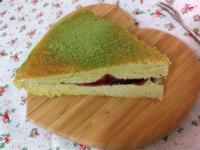 無奶油低糖- 抹茶蛋糕
