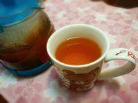 簡單的肉桂蘋果茶