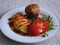 【早餐】鮮蔬起司歐姆蛋