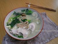 Eason麻♥蛤蠣湯麵【三風麵館】