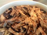 醬香豬肉炒百菇