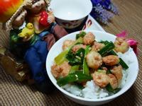 台南小吃-蝦仁飯