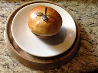 蘋果造型杯子麵包❤!!!