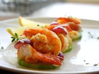 VIVI 鮮葡蝦球-15分鐘宴客菜